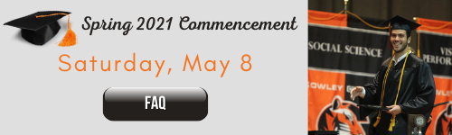 Cowley Commencement Info page