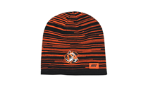 Nike Hat Beanie Patterned Black/Orange