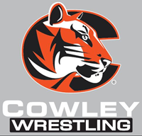 Decal Cowley Wrestling 5X5