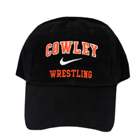Nike Hat Cowley Wrestling