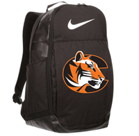 "Nike Backpack Brasilia ""C"" Black"