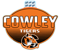 Sticker B84 Cowley Tigers C Xl Sticker