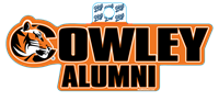 Sticker B84 Cowley Alumni
