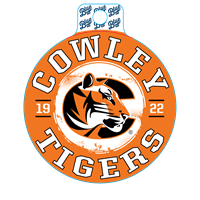 Sticker B84 Cowley 19C22 Tigers