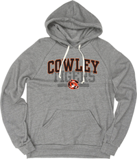 B84 Hood Cowley Tigers C Twill/Embroidery