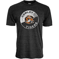 B84 Tshirt Circle Cowley C Tigers