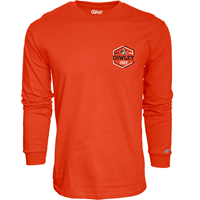 B84 Tshirt Long Sleeve 2Loc C Cowley Tigers Est1922