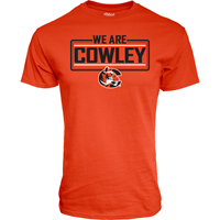 B84 TSHIRT WE ARE COWLEY C
