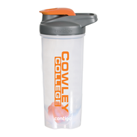 Bottle Shaker Cowley College 28Oz