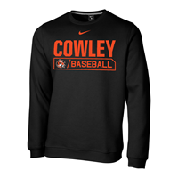 Nike Crew Cowley C Baseball Black