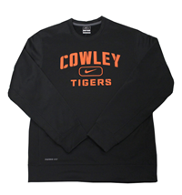 Nike Crew Therma Cowley Tigers Black