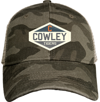 Hat B84 Rambler Diamond C Cowley Tigers