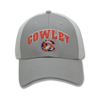 Hat Game Cowley C Gray/White Mesh