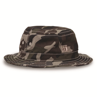 HAT YOUTH BUCKET CAMO C