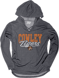Blue 84 Women Hood Kenzie Cowley Tigers C