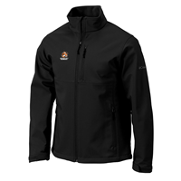 "Columbia Jacket Ascender ""C"" Cowley College Black"