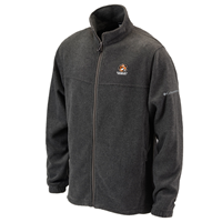 "Columbia Jacket Flanker ""C"" Cowley College Charcoal"