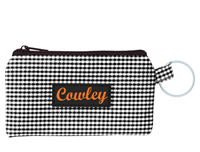 Id Holder Gingham Cowley