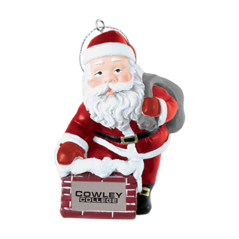 Ornament Santa Cowley College (SKU 1008142633)