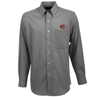 Antigua Mens Shirt Associate Plaid
