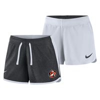 Nike Women Short Reverse Anthracite/Whte