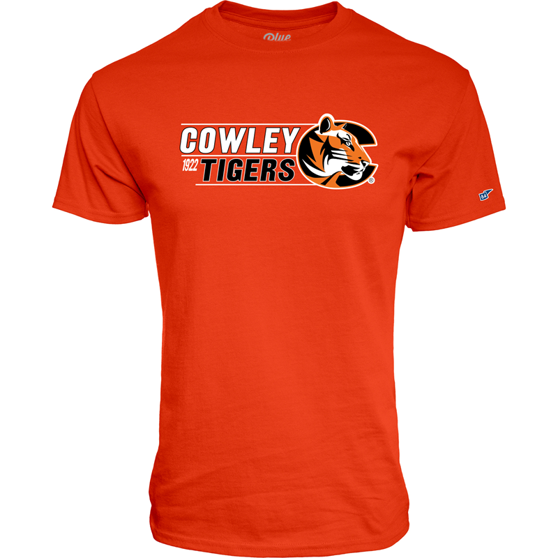 Blue 84 Tshirt Cowley 1922 Tigers C (SKU 1007701624)