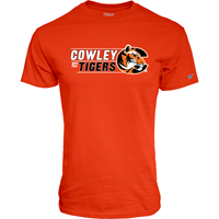 Blue 84 Tshirt Cowley 1922 Tigers C