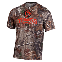 Under Armour Tshirt Camo C Tigers Cowley