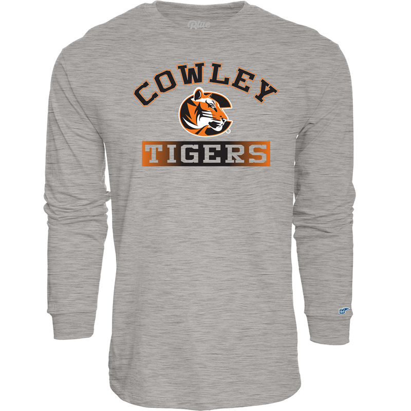 Blue 84 Long Sleeve Tshirt Cowley C Tigers Ombre (SKU 1007653823)