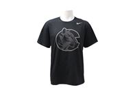 "Tshirt Nike Big ""C"" Metallic Black"