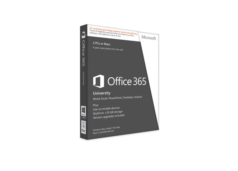 Microsoft Office 365 University (SKU 1002829216)